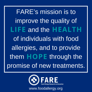 FARE's mission is to improve the quality (3)