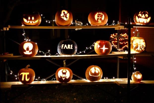 pumpkinwall