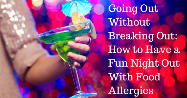 going out with food allergies