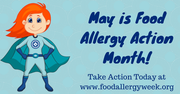 Food Allergy Action Month