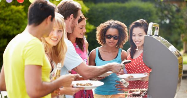 Summer BBQ food allergies