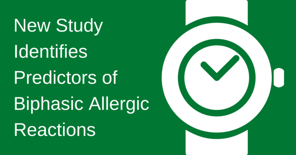 biphasic allergic reactions