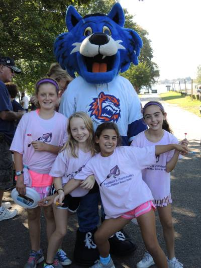 sophia's fantastics fairfield fare walk