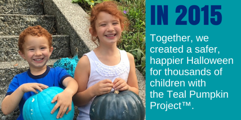 FARE Teal Pumpkin Project helps thousands of children