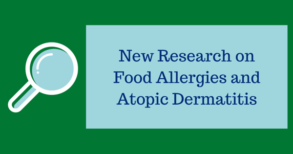 Food Allergies and Atopic Dermatitis (Eczema)